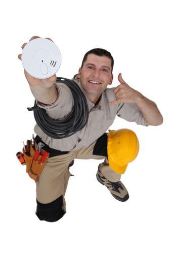 Наша компания занимается ремонтом и восстановлением пожарной сигнализации