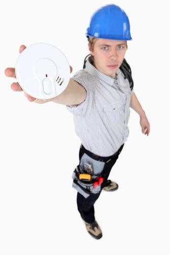 Профессиональная установка сигнализации о пожаре