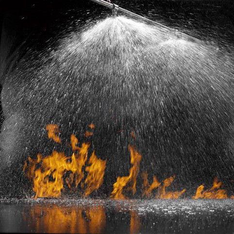 Сприкнлерное пожаротушение