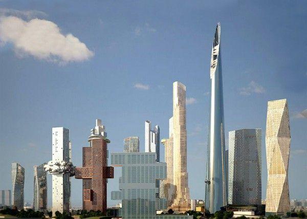 испытания высотных зданий: